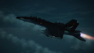 DAMA Flyby