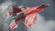 F-22A -HARUKA- Side