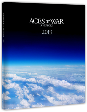 Aces At War 2019 Japanese Cover