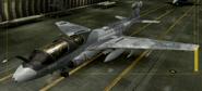 EA-6B Soldier color hangar