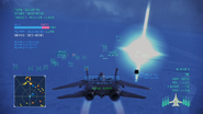 LSWM in midair