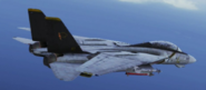 F-14A -Edge- Flyby