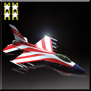 F-16C -Patriot- Icon