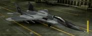 MiG-29A Soldier color hangar