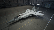MiG-31B AC7 Color 4 Hangar