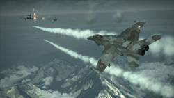 Selumna Peaks Battle 2