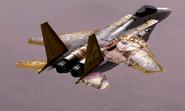 F-15SE ZELDA Flyby 2