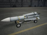 Long-Range Air-to-Air Missile