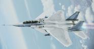 F-15SMTD Flyby