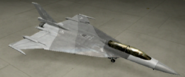 F-16XL Knight color hangar