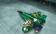 F-35 Luigi Color 02 Hangar