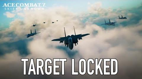 Ace Combat 7 Skies Unknown - PS4 XB1 PC - Target Locked
