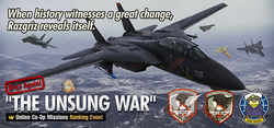 Back Again The Unsung War Ranking Tournament Banner