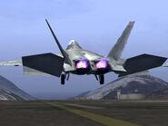 F-22A Valais
