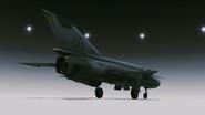 MiG-21bis -Viper- Hangar Lower 2