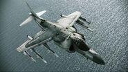 AV-8B Harrier II Plus (ACAH)