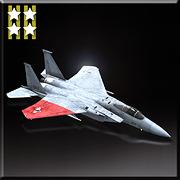 F-15C -Pixy- Icon