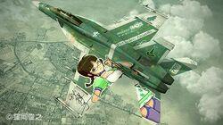 F-18F -iDOLM@STER Ritsuko Akizuki-
