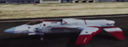ASF-X -Experimental- taking off