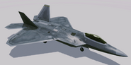 F-22A Raptor Hangar
