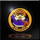 Pumpkin Nugget Emblem Icon