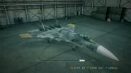 Su-33 YELLOW 13