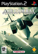 Ace Combat 5 Box Art PAL