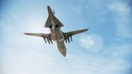 R-101 -NC- underside