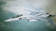X-02S Strike Wyvern Flyby No Emblem 7