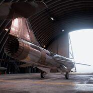 F-104C -Avril- 4K