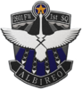 Official Albireo Squadron Patch