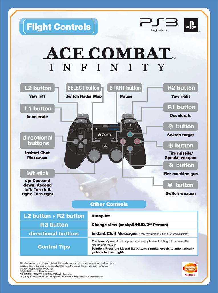 image ace combat infinity control manual png acepedia fandom rh acecombat wikia com infinity zone control manual infinity zone control manual