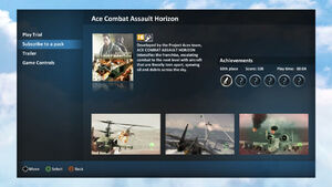 Assault Horizon OUYA
