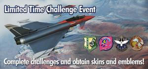 August 2014 Challenge Event - Banner