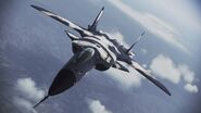 Su-47 -Grabacr- flyby 2