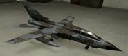 Tornado GR.4 Standard color hangar