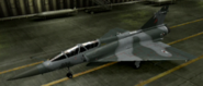 Mirage 2000D Standard color hangar