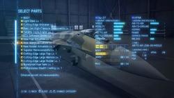 AC7 Su-37 Parts Tuning
