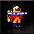 Baraduke 01 Emblem Icon