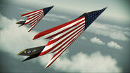 F-117A -Stars and Stripes-