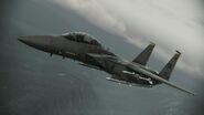 F-15E Talisman Flyby