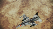 F-16F -DR- Event Skin 01 Flyby 5