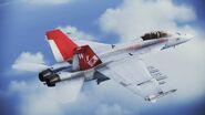 F-A-18F -Red Devils- SideBack