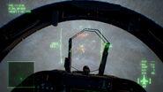 FA-18F Super Hornet Cockpit Storm AC7