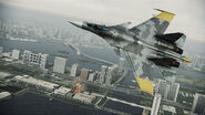 ACAH Su-37 Color 3 Flyby 10