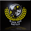 Black Dog Battle Emblem