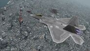 F-22 Tokyo Aftermath