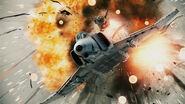 F-4E Dogfight
