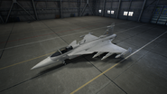 Gripen E AC7 Color 4 Hangar
