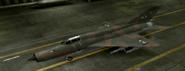 MiG-21bis Soldier color hangar